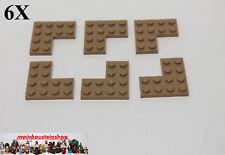 2436 10 Winkel 90° 1x4-1x2 in hellgrau aus 7898 10178 7250 10217 6211 Lego