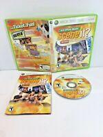 Scene it? Box Office Smash - Xbox 360 Complete With Manual CIB Fun Family Game