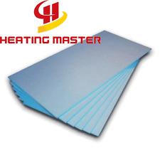 10mm aislamiento de Calefacción Bajo Suelo debajo del piso XPS placas - (Min 10 Placas)