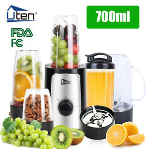 UTEN 7IN1 Multi Blender Food Processor Smoothie Milkshake Maker Juicer Grinder