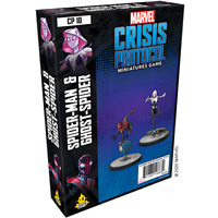 Spider-Man & Ghost-Spider Character Pack Marvel Crisis Protocol Asmodee NIB 8/14