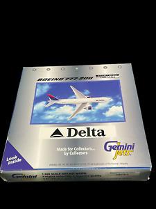 Gemini Jets Delta Boeing 777-200 Diecast Model 1:400