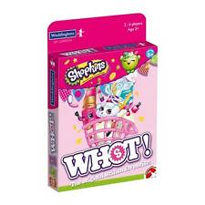 Shopkins WHOT! Travel Tuckbox Card Game