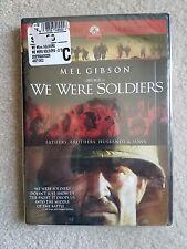 We Were Soldiers (DVD, 2002) MEL GIBSON, SAM ELLIOTT, NEW DVD