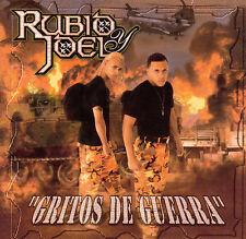 RUBIO Y JOEL, GRITOS DE GUERRA, NICKY JAM, DADDY YANKEE, CAVALUCCI, GUATAUBA