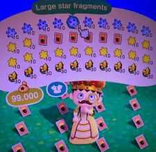 ACNH | All Golden Tool DIY, 300 Gold, 140 Star Fragments 🌟 AND 100 Large Star