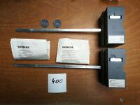 Siemens 3rg9001-0cc00 3rg90 30-0aa00 m12 2e//2a FK ceinturon Module-used