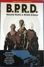 B.P.R.D. HOLLOW EARTH & OTHER STORIES - 2004 Mike Mignola (Dark Horse Books