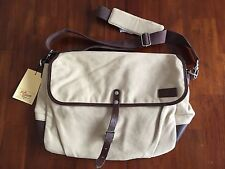 R.M. WILLIAMS  THE BUSH OUTFITTER MESSENGER BAG $ 275