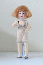 "Bleuette collection :  Loulotte  Réf : ""RO62""   Creation as antique doll"