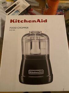 KitchenAid 5KFC3515EOB Zerhacker Food Processor Hacken Pürieren Onyx Schwarz