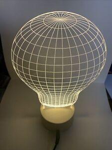 Bulb Table Lamp design by Studio Cheha Nir Chehanowski  from kickstarter