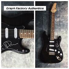 GFA Duran Duran Band * ROGER TAYLOR * Signed Electric Guitar AD1 COA