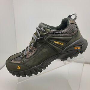 VASQUE Mantra 2.0 GTX Gore-Tex Buluga/Old Gold Size 8.5 M Men's Hiking Shoes