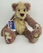 "15"" Mohair Plush By Bearied Treasures Ooak Artist Wendy Annis ""Kellie"""