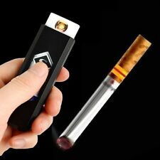 Fashion USB Electronic Rechargeable Battery Flameless Cigar Cigratte Lighter
