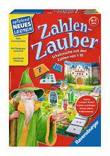 Ravensburger Spielend Neues Lernen Zahlen-Lernspiel Zahlen-Zauber 25021