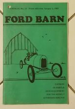Vintage March 1961 VOl 1 No 3 Ford Parts and Cars Parts Catalog