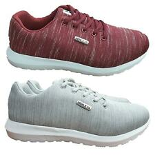Henleys Mens Trainers Sports Gym Running Casual Lace Up Shoes Sneakers