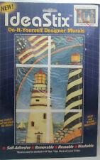 """Idea Stix Designer Mural For 4 1/2"""" Tiles - Light House"""