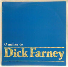 DICK FARNEY - O melhor de - Bossa & Jazz RARE vinyl LP PORTUGESE