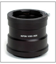 Kipon Adapter Leica VISO Lens to Sony NEX E Mount camera a7 a7r VG10E a7s