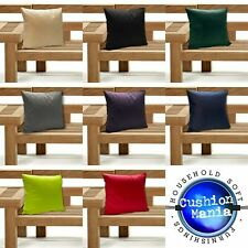 Waterproof Garden Cushion Covers Furniture Outdoor Indoor Seats Cushion Covers