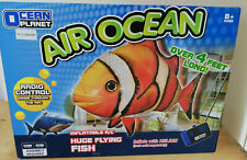 Ocean Planet Air Swimmer Remote Controlled Flying Clown Fish