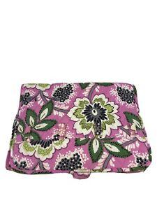 Vera Bradley Women's  Priscilla Pink Floral Hanging Travel Organizer Bag