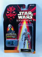 Star Wars Episode 1 C-3PO Action Figure