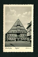 Osterode, Harz - Das Rathaus   (P2-12)