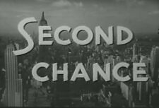 SECOND CHANCE (1947) DVD KENT TAYLOR, LOUISE CURRIE