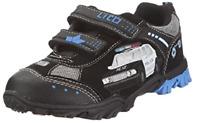 Lico 300032 Kinderschuhe mit Blinkdioden Sportschuhe Klettschuhe 24-35 Neu29