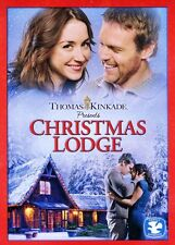 Thomas Kinkade Presents: Christmas Lodge (2011, DVD New)