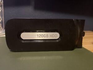 Genuine OEM Xbox 360 120GB HDD X812646-001 Microsoft Hard Drive Tested