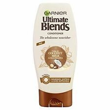 Garnier Dry Hair Care Conditioner Ultimate Blends Coconut Milk Macadamia  200 ml