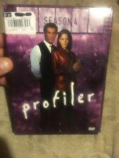 Profiler - Season 4 (DVD, 2004)