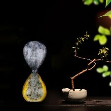 Small Transparent Bubble Hourglass Sand Clock Liquid Timer Decoration Gift KW