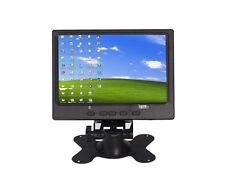 "US - 7"" TFT-LCD 1024*600 HDMI VGA AV Monitor HD Car Display for Raspberry Pi 3B+"