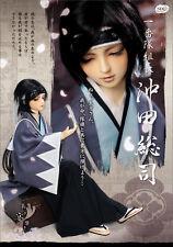 Volks HTDP Kyoto 10 Super Dollfie Graffti Soji Okita Glance Romantic Ver. SDGrB