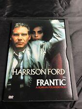 Frantic Dvd Ebay