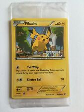 Pokemon Pikachu 20/108 Roaring Skies Build a Bear Workshop promo sealed mint