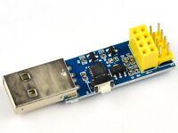 ESP-01 USB Programming Download Interface for ESP8266 - CP2104 USB