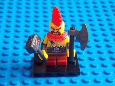 LEGO - MINI-FIGURE ( SERIES 17 - BATTLE DWARF )