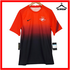 More details for spartak moscow football shirt nike m medium soccer training jersey russia 2016
