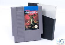 Gremlins 2: The New Batch Nintendo NES Retro Juego PAL