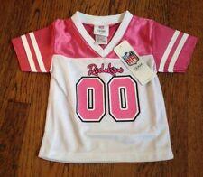 NWT Washington Redskins Girls Infant Baby Toddler Jersey 18 months