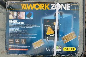 ARC Welder, Work Zone 80 amp 240 volt.New Boxed.Collection Only From Chester.