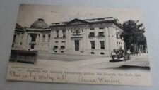 Vintage Postcard WOODBRIDGE HALL Yale University CONNECTICUT