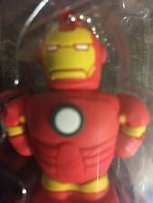Marvel Iron Man USB 2.0 Flash Drive 8GB Cartoon Hero Memory Stick keychain